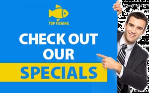 top fishing specials